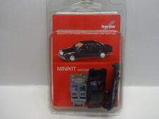 Herpa 012409-005 minikit MB mercedes benz 190 e negro kit 1:87 nuevo