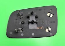 G139/ VAUXHALL OPEL ASTRA-G MK4 (98-05) RIGHT SIDE MANUAL DOOR MIRROR GLASS