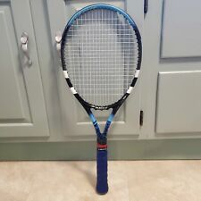 Babolat Pure Drive Team Original Swirly Tennis Racquet - Needs Grip - READ