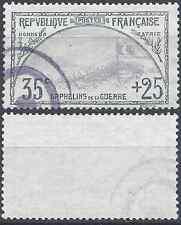 FRANCE ORPHELINS DE LA GUERRE N°152 OBLITÉRATION PEU COMMUNE COTE 160€