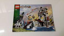 Lego!!! instructions ONLY!!! pour château 7079