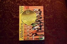 Athletics 1988/89:International Track & Field Annual by Peter Mathews
