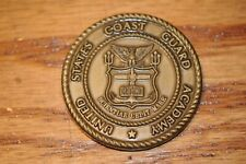 United States Coast Guard Academy 2003 Medallion Challenge Coin Military Uscg.