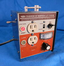I2R Therm-O-Watch Thermowatch L7-1100B Variable Output Voltage Controller 1000W