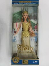 Barbie Doll, Dolls of the World, Princess of the Vikings 2003 # B6361 New