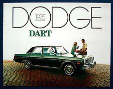 Prospectus brochure 1975 Dodge Dart (USA)