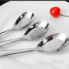 Tableware Spoon Handle Spoons Flatware Coffee Drinking Spoon Gadget Bl