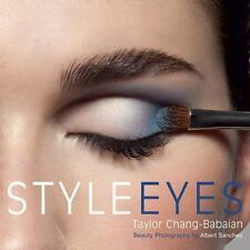 new book Style Eyes by Taylor Chang-Babaian make up tutorial