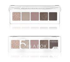 CATRICE 5 In A Box Mini  Eyeshadow Palette (020 Soft Rose Look)  NEU&OVP
