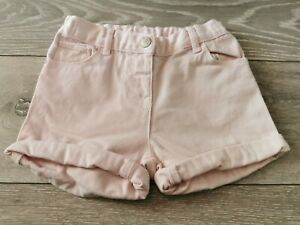 Next Pink Shorts Age 6-7 Years