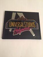 Vintage Universal Studios Hollywood 8x10 Framed Souvenir (EXTREMELY RARE)