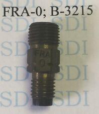 Bijur Units FRA-0; B-3215