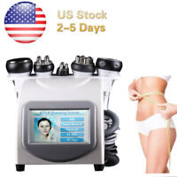 5in1 Ultrasonic Cavitation RF Radio Frequency Slim Beauty Machine Vacuum Spa FDA