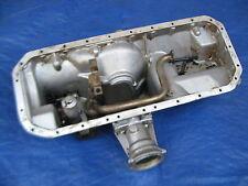 BMW E30 3 Series 325iX M20 6-cylinder OEM Engine Aluminum Oil Pan PN 11131706697