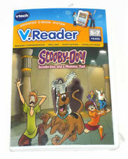 VTech Scooby-Doo & A Mummy Too VReader Game 5-7 Years Animated E-Book System NEW