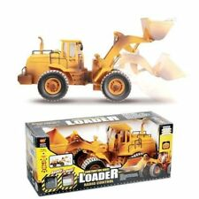 MSD0501 Big Radio Controlled Building Site SOIL LOADER: Full Bucket Action