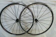 SHIMANO WH-R500 8 9 10 SPEED CLINCHER WHEELSET BLACK