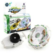Unicorn / Unicrest Ring Defense Burst Beyblade Starter Set with Launcher B-22