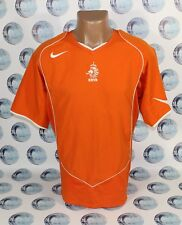 NETHERLANDS NATIONAL TEAM 2004 2006 HOME FOOTBALL SOCCER SHIRT JERSEY NIKE