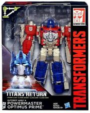 Original (Unopened) Optimus Prime 2002-Now Transformers & Robot Action Figures