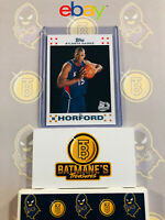 2007 Topps #3 Al Horford RC Rookie Hawks Basketball Card NM/M MINT Conditon