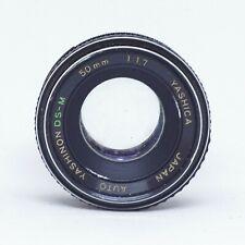 Yashica Auto Yashinon DS-M  50mm F1.7 lens - M42 Mount - #LE-2039