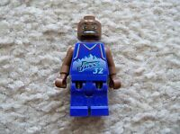 LEGO Sports Basketball - Rare - NBA Karl Malone, Utah Jazz #32 - Excellent