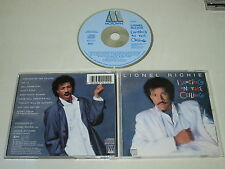LIONEL RICHIE/DANCING ON THE CEILING (MOTOWN ZD72412) CD ALBUM