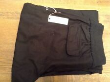 SB Concept black mens casual trousers 34' 36L