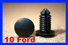 10 Ford Puerta GUARDABARROS PARACHOQUES Fijador de embellecedores