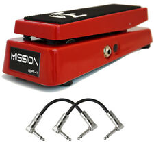 Mission Engineering EP1 Boss FV500 Roland EV-5 Expression Pedal Red + Cables
