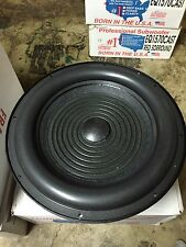 "NEW Old School Earthquake Balls 15"" Competition Subwoofer,QUAD COIL,USA,Rare"