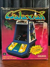 Coleco GALAXIAN Mini Electronic Tabletop Midway Arcade Game Original 1981