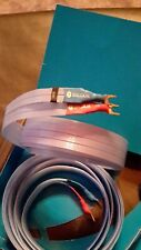 Nordost Baldur Speaker Cable 2x3m, single wire with spades on both ends