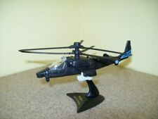 MAISTO 2010 Fresh Metal Tailwinds KA-52 Alligator Helicopter Aircraft w/Stand