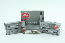 Set of 4 New NGK 2262 Spark Plugs V-power ZFR5F11 Fast Free Shipping