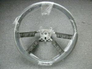 Steering Wheel 2006-10 Chrysler PT Cruiser - Leather Gray
