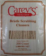 """200 Pack of 6½"""" Long Regular Bristle Scrubbing Pipe Cleaners - 1203"""