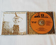 Neil YOUNG Silver & gold GERMANY HDCD REPRISE 9362 47305-2 (2000) NMINT