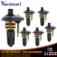 For 2002 2004 Chevy Trailblazer Coil Pack 6 Ignition Coil UF-303 GMC