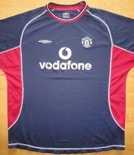 Manchester United 2000/01 Away Third 3rd Umbro XXL Football Shirt Jersey