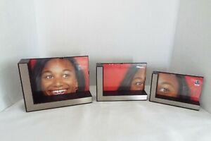 Umbra Elle Nesting Photo Frames ( 3 ) NIB