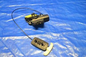 07-15 INFINITI G37 G25 G35 TRUNK LOCK LATCH ACTUATOR W/ INTERIOR RELEASE # 23595