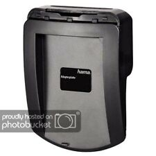 Hama Adapterplatte für Kamera-Akku Samsung BP1310 Delta Base P/V Ladeschale