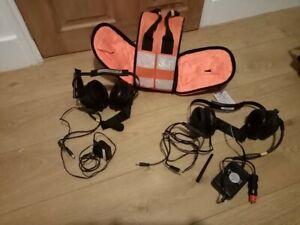 Headset wireless communication set dbd ATHENA CAB KIT INTERNAL SPEAKER SYSTEM