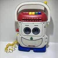 Disney Pixer Toy Story 2 Mr. Mike Voice Changer Tape Recorder Playskool TS-468