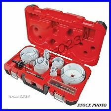 Milwaukee 49-22-4185 All Purpose Professional Hole Dozer Hole Saw Kit 28-Piece
