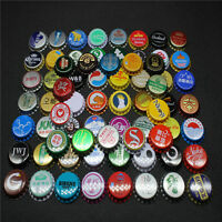 70Pcs Beer Cocktail Drink Bottle Caps KRONKORKEN CROWN CAPS - China .Korea.Laos