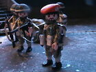 PLAYMOBIL SUBOFICIAL PARACA 2 BATALLON REG.SOUTH STAFFORDS(ARNHEM-1944) REF-040