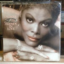 [SOUL/FUNK]~EXC LP~DIONNE WARWICK~Friends In Love~[Original 1982~ARISTA~Issue]